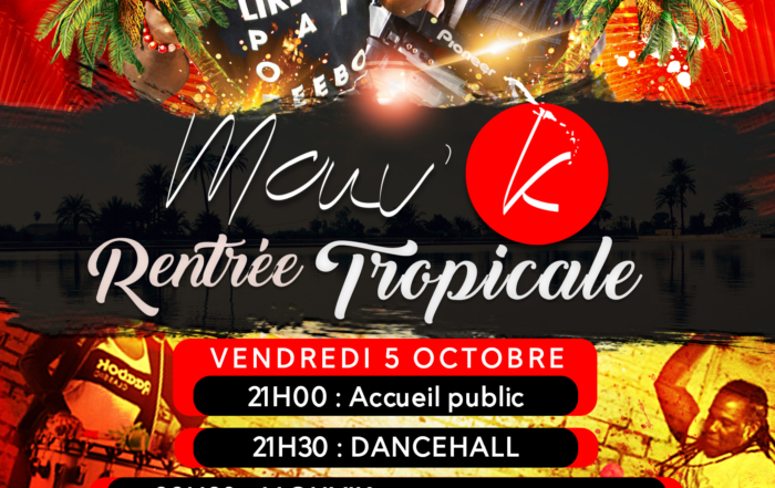 mouv k rentree tropical